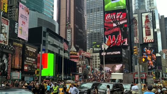 Painted Naked Girls - Bild Frn Times Square, New York - Tripadvisor-1173