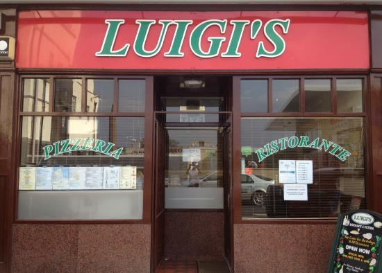 Luigi Italian Restaurants Dunfermline