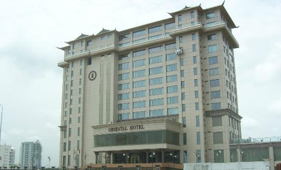 Lagos Oriental Hotel Main Tower