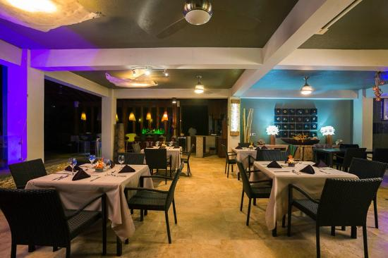 Xbalanque Resort: The Lotus Restaurant