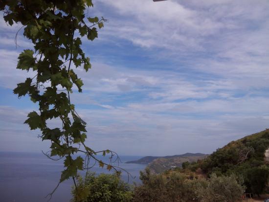 Casale Santa Rosalia: stanza verso punta licosa