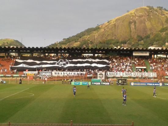 Estadio Engenheiro Alencar Araripe