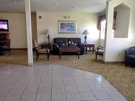 Microtel Inn & Suites by Wyndham Lodi/North Stockton: Lobby area