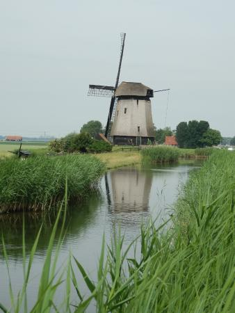 Holland Personal Tour Guide : Windmill