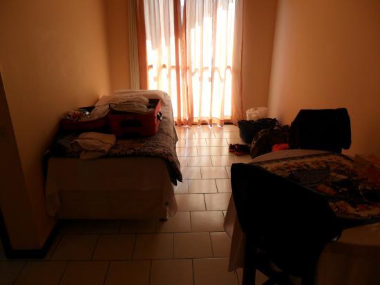 Bombinhas Palace Hotel: habitacion