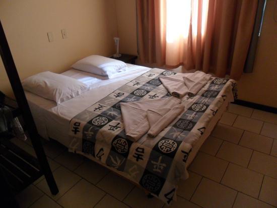 Bombinhas Palace Hotel: dormitorio