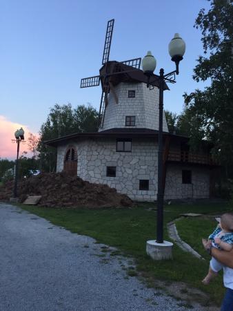 Staraya Melnitsa