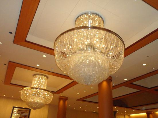 Gorgeous chandeliers picture of jw marriott washington dc jw marriott washington dc gorgeous chandeliers aloadofball Choice Image