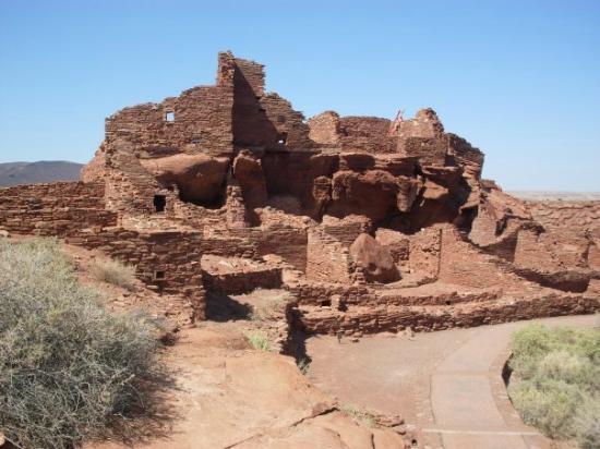Wupatki National Monument: Ruinas