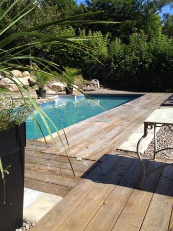 Villa Côté Sud: La piscine