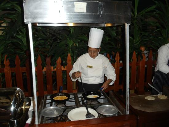 Conquistador Hotel & Conference Center : Breakfast buffet