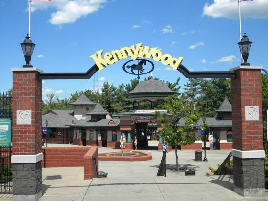 Entrance Picture Of Kennywood Park West Mifflin