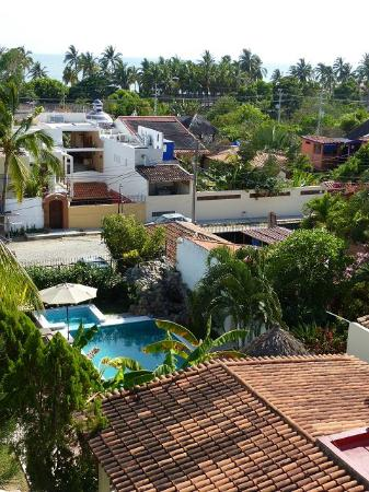 Aventura Pacifico : Blick zum Pool