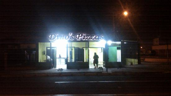 Dino's pizzas
