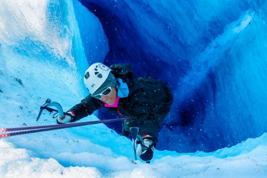like a boss picture of exit glacier guides day tours seward