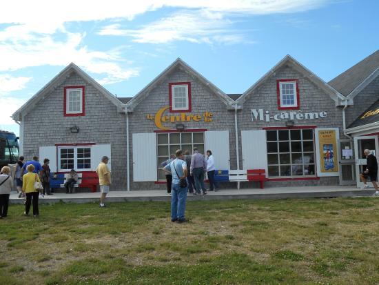 Grand Etang, Kanada: The Centre