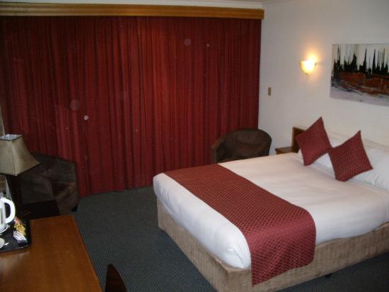 Aviators Lodge: Executive room