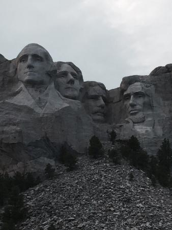 Mount Rushmore Memories
