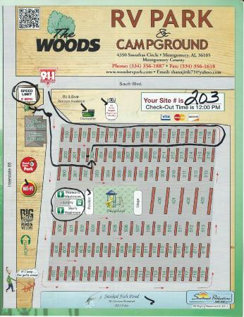 The Woods Rv Park Amp Campground Updated 2018 Reviews