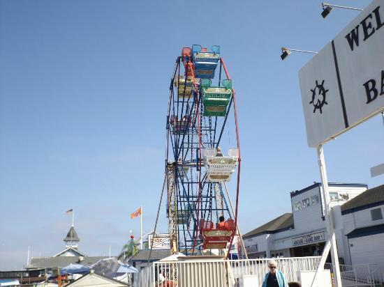 Active Ferris Wheel Picture Of Balboa Island Newport