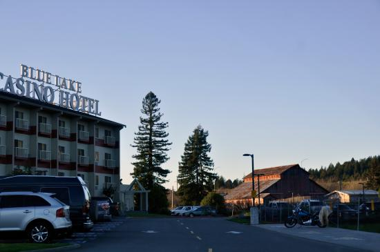 Fortuna, Καλιφόρνια: Twilight