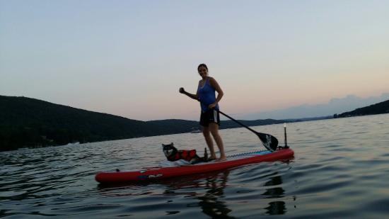 Greenwood Lake, NY: Jersey Paddle Boards