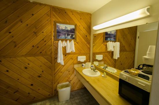 Grass Valley, Califórnia: High Sierra Bathroom