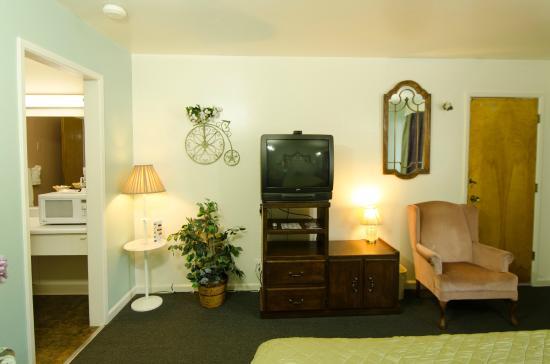 Holiday Lodge: Sweetheart Room