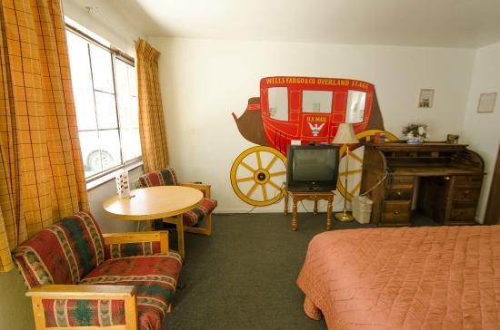 Grass Valley, CA: Wells Fargo Room