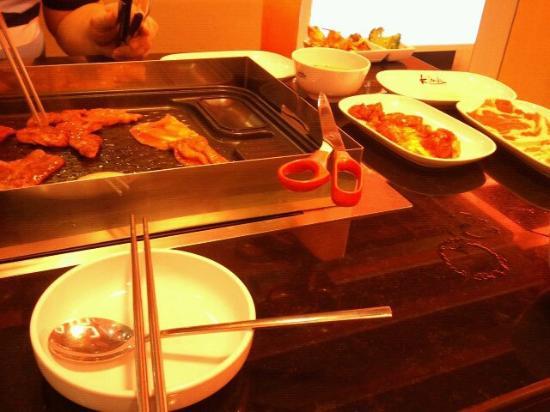 Picture of kimju korean royale cuisine bangkok tripadvisor for Cuisine royale