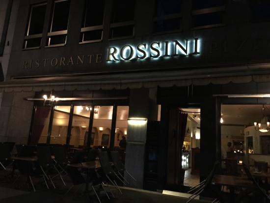Cafe Europa Rossini