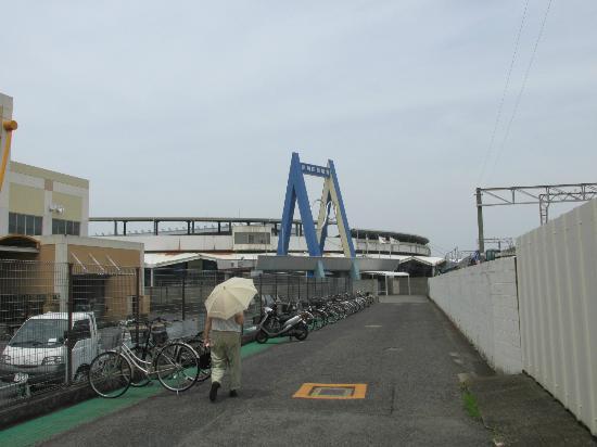 Kishiwada Cyclepia Stadium