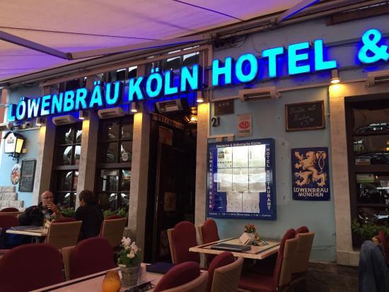 Frankenwerft Koln Hotel