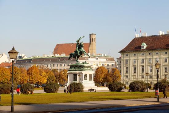 Hotel Admiral : Хофбург