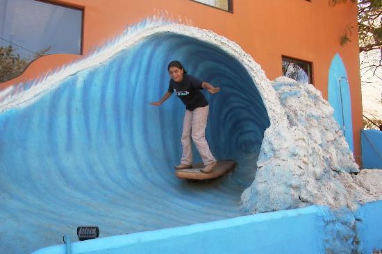 Mato's Surf Shop: Surfing at Mato's