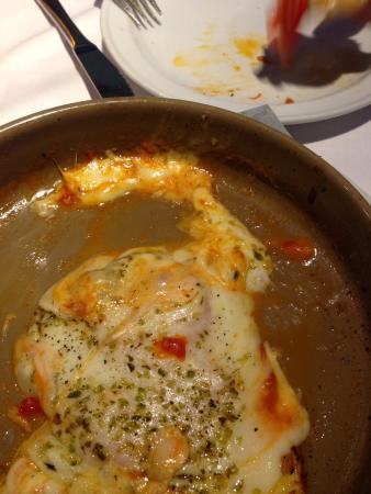 Baked provolone - Picture of Trattoria Malatesta, Madrid - TripAdvisor