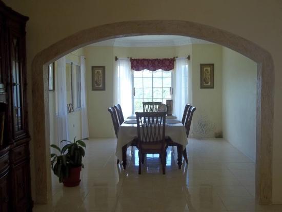Tower Isle, Jamajka: Dining Room