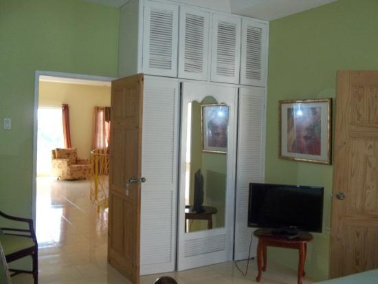 Tower Isle, Jamaica: Bedroom