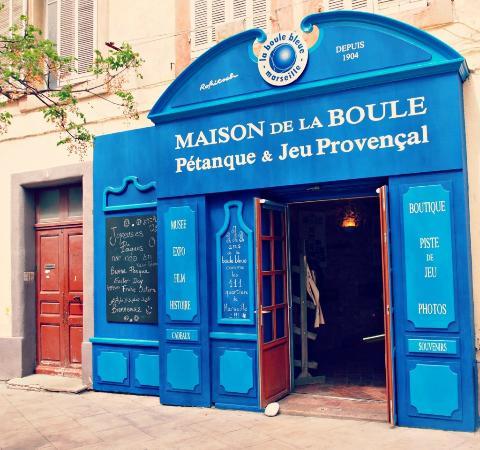 Musée de la Boule Bleue