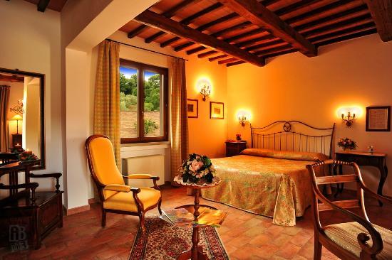 Hotel la Fonte del Cerro Saturnia: Camera Suite - Hotel la Fonte del Cerro Saturnia