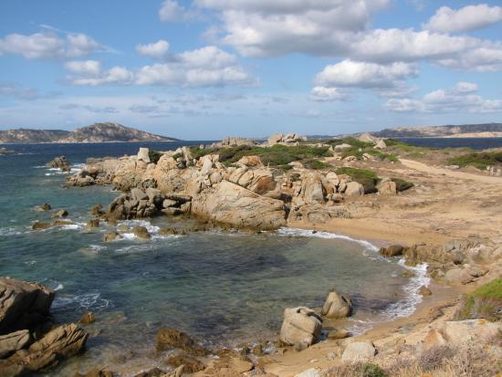 Isola dei Gabbiani - Land of Water: Punta dell'Isola dei gabbiani