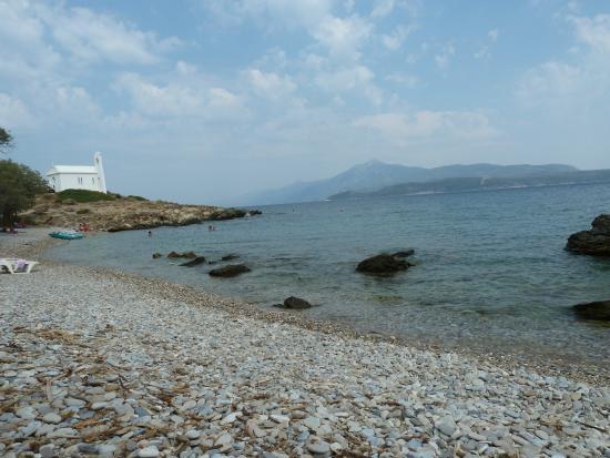 Maritsa's Bay Hotel: Plaże kamieniste