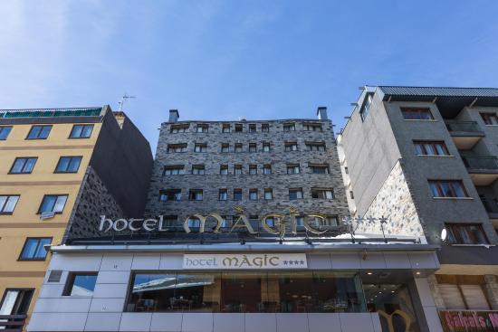 Magic Pas Hotel : Exterior