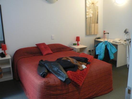 Ibis Styles Invercargill: Bedroom
