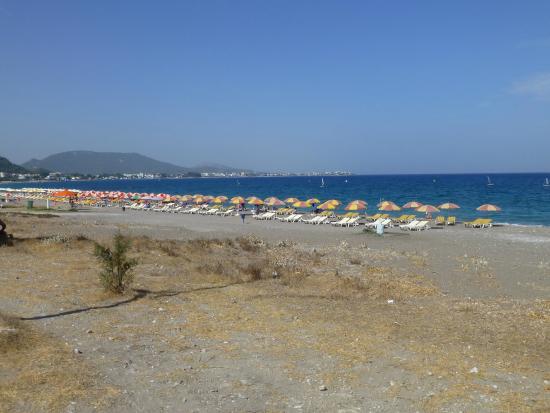 Playa De Ixia Picture Of Atrium Platinum Luxury Resort Hotel Spa Rhodes Town Tripadvisor
