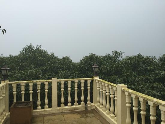 Le Meridien Mahabaleshwar Resort & Spa: View from pvt. Balcony