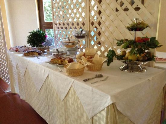 Hotel Bellonda: buffet