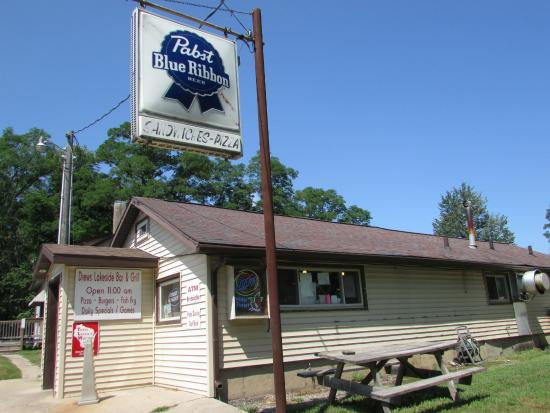 Montello, WI: Drews Lakeside Bar and Grill