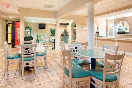Rodeway Inn Jackson : Lobby