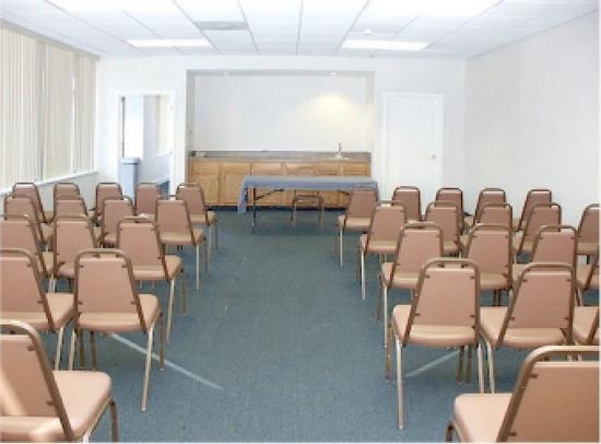 Rodeway Inn Jackson : Meeting Room